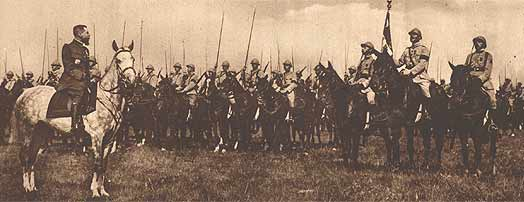 General Gourand and the Polish Forces at the Marne